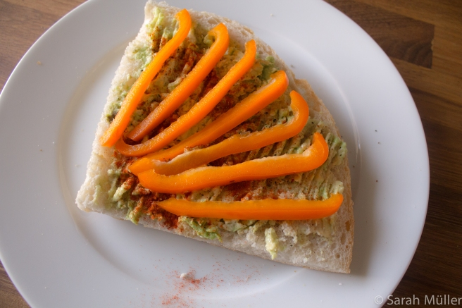 Frühstück Sandwich-4