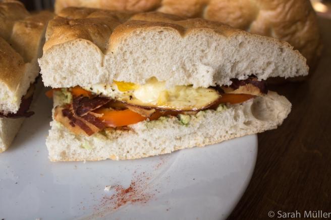 Frühstück Sandwich-6